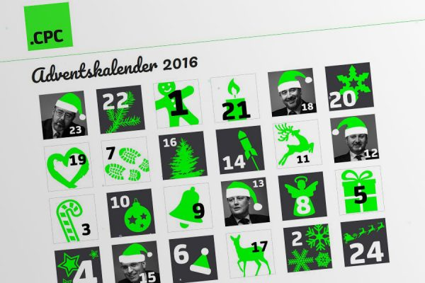 Virtueller Adventskalender für CPC