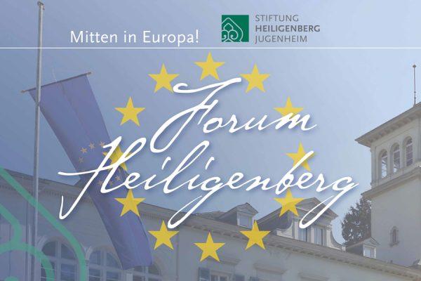 Forum Heiligenberg – Mitten in Europa!