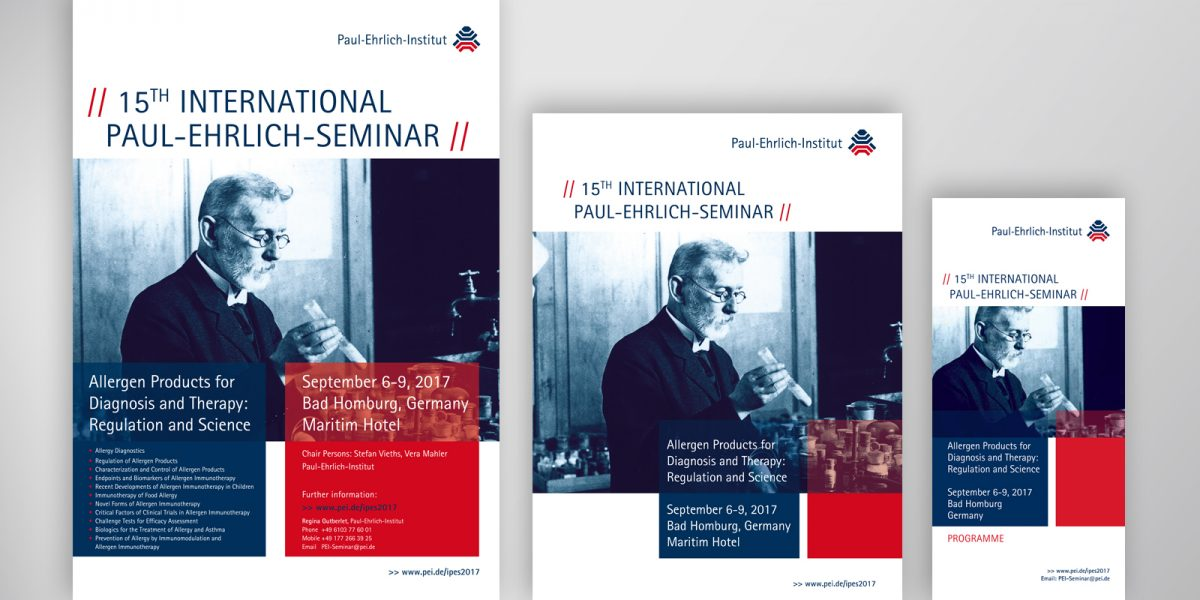 15. Internationales Paul-Ehrlich-Seminar