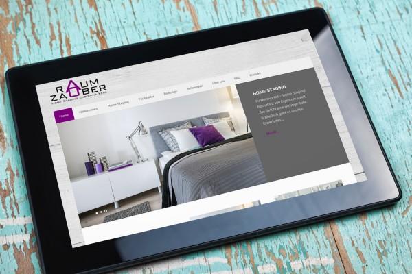 Neue Website im Netz