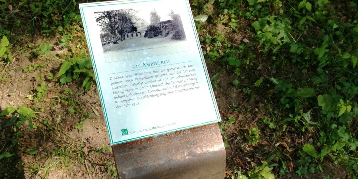 Geschichtspfad auf dem Heiligenberg Jugenheim