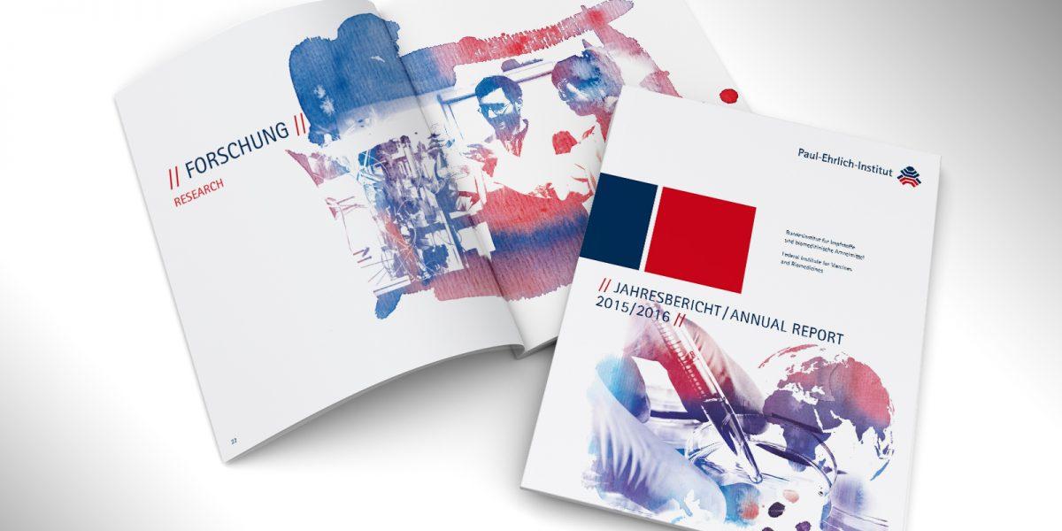 Neuer Jahresbericht des PEI veröffentlicht